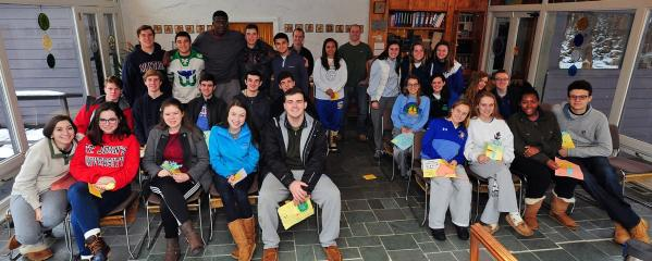 Freshman Marianist Mentors 2018