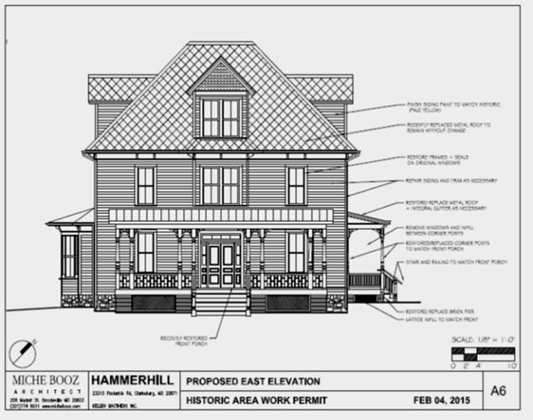 Keller Construction Management :: Hammerhill Historic Site