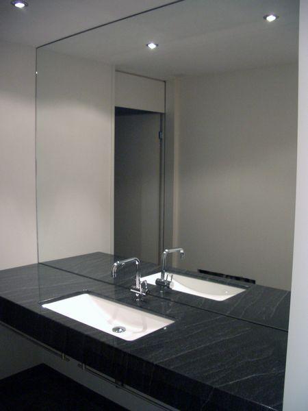Glasfinder  Innenanwendungen  Wandverkleidungen  Keller