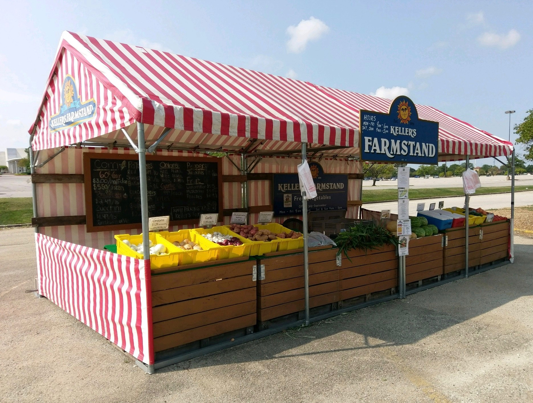 Fresh Market Hours Bloomington Il