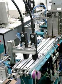 electromechanical equipment keller technology