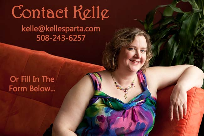 Contact Kelle Sparta