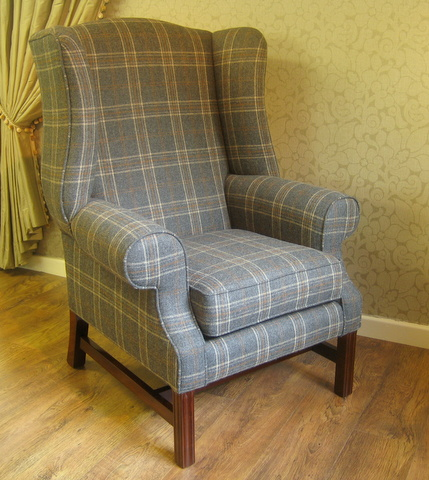 loose covers for queen anne chairs folding chair on ebay bosley - kellico interiors | upholstered furniture, re-upholstery and repair specialists in cheshire