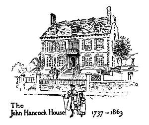 Boston: A Guide Book Content Page