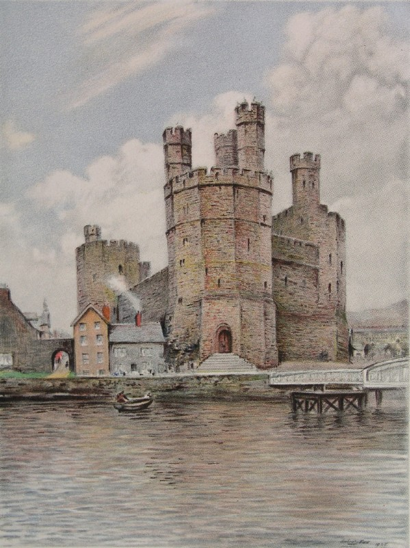 Castles Of England And Wales Chapter 17