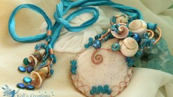 Ariel Seashell Necklace