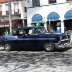 57 Chevy in St. Patricks Parade