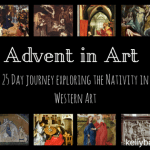25 day journey exploring the nativity in Western art