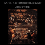 Article on Tintoretto Adoration of the Shepherds