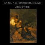 Article on Rembrandt's St. Joseph's Dream