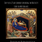 Great article on Duccio
