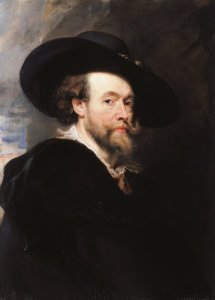 Portrait of Peter Paul Rubens