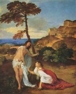 Titian's Resurrection