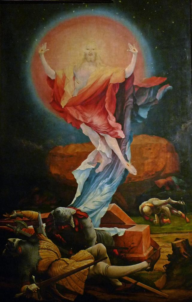Grunewald's Resurrection