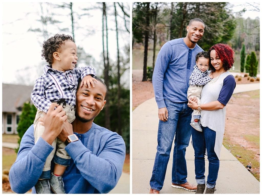 Family Portrait Kelly Bain Photography