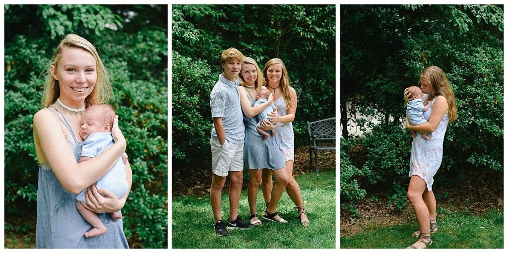 Kelly Bain Photography Newborn Charlotte NC