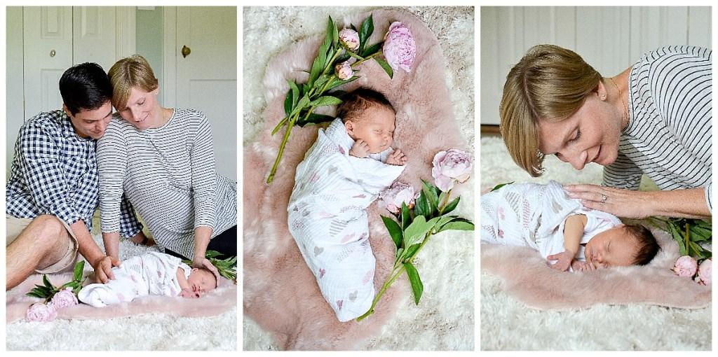 Harrow Newborn Kelly Bain Photography