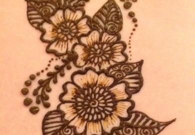 Simple Hand Tattoo Designs