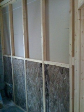 General Building Services  Attic Converion Dry Lining