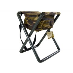 Folding Chair Racks Diy Office Drawing Rothco Camouflage Steel With Storage Pouch