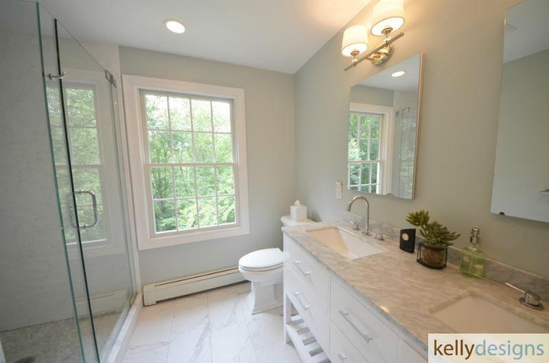 Bathroom - Interior design by kellydesign