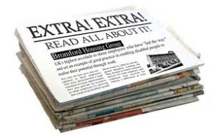 Use Newspapers to Prevent Weeds