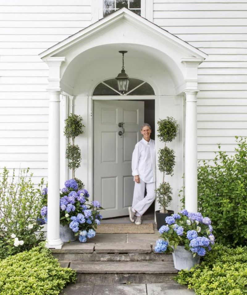 from Country Living - Nancy Fishelson