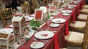 Holiday Tables