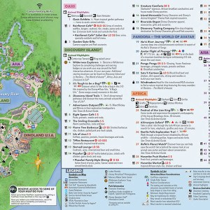 map of animal kingdom Archives - Kelly Does Life
