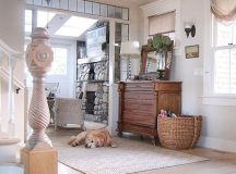 Eclectic Home Tour - Old Silver Shed