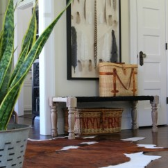 Decorating Living Room Dining Combo Antique White End Tables Old House Tours - 100 Year Home Renovated To Perfection