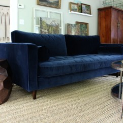 Velvet Sofa Fabric Online India Stressless Liberty Review Cushion Fabrics Best House Interior Today Blue Is A Neutral New Kelly Elko Upholstery