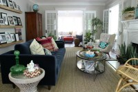 Color Lovers - My Colorful Living Room Makeover! - Kelly Elko