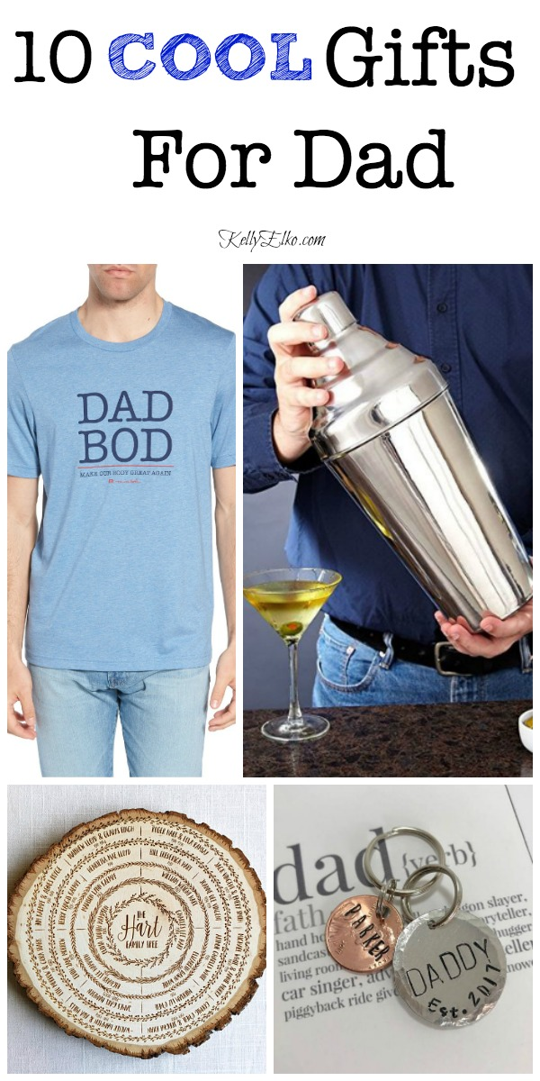 what a dad wants