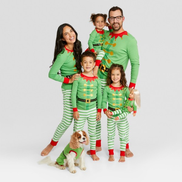Fun Tradition Family Christmas PJs Kelly Elko