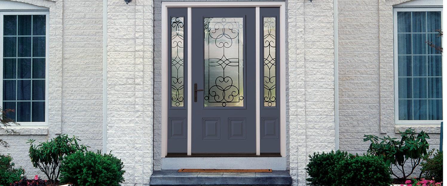 Steel vs. Fiberglass Entry Doors: What's a Better