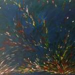 Destiny - acrylics on canvas - Kelly Goss