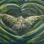 Bespoke wildlife art and abstracts commissions - Kelly Goss Art