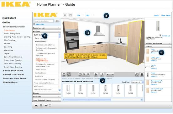Design My Kitchen Online