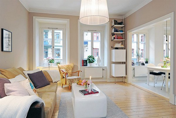 Living Room Decorating Ideas for Apartments Pictures