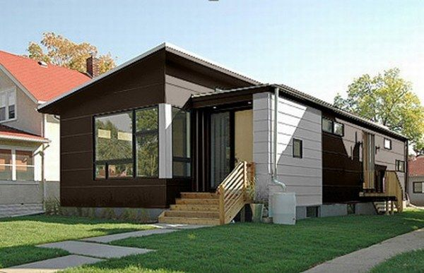 Contemporary Prefabricated Homes