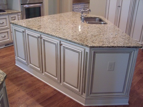crackle paint on kitchen cabinets painted kitchen cabinet ideas 14167