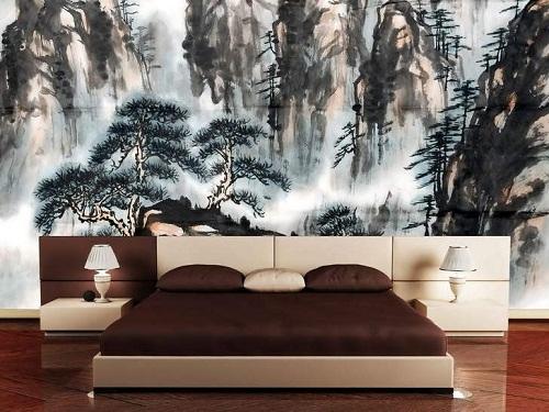 Asian Bedroom Design Ideas