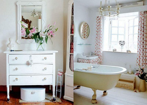 Country Cottage Bathroom Designs
