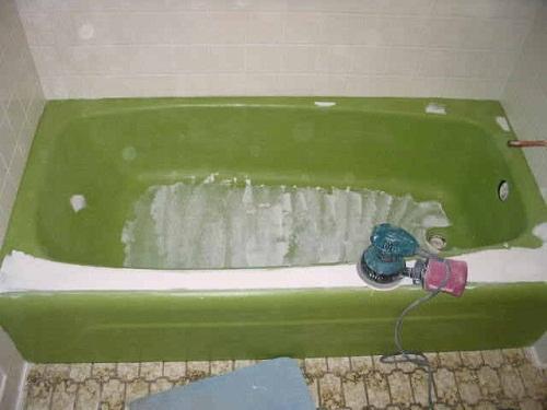How to Clean Resurface Bathtub