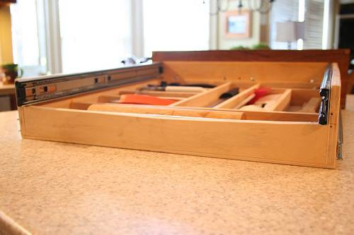 Kitchen Cabinet Drawers Replacement