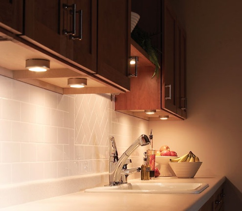 under kitchen cabinet lighting options faucets for sinks ideas   home design tips ...