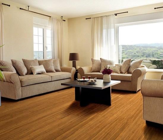 Carbonized Bamboo Flooring