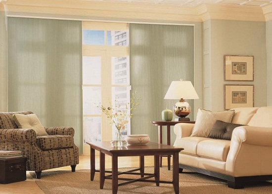 Sheer Curtains for Sliding Glass Doors