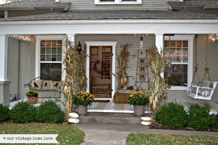 Cute Rustic Fall Wallpapers Awesome Front Porches On Older Homes Pictures House